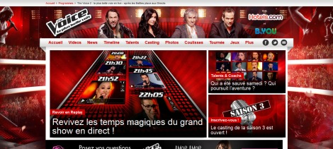 The Voice 2 - la plus belle voix - MYTF1